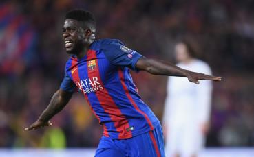 Барселона се надява Умтити да се завърне скоро в игра