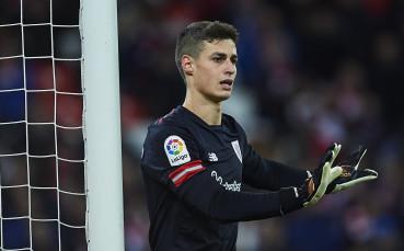Реал Мадрид възобнови интереса си към Кепа Арисабалага