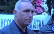 Стоичков се разрида на гроба на Наим Сюлейманоглу