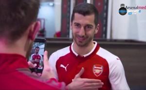 Арсенал сбъдна мечтата на Хенрих Мхитарян