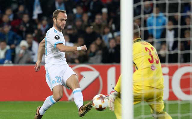 Олимпик Марсилия се класира за осминафинал за Купата на Франция,