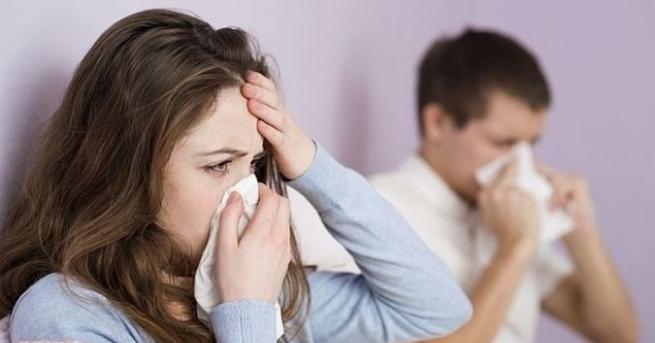 Най-тежката и честа инфекция през есенно-зимния сезон е грипът.Причинява се