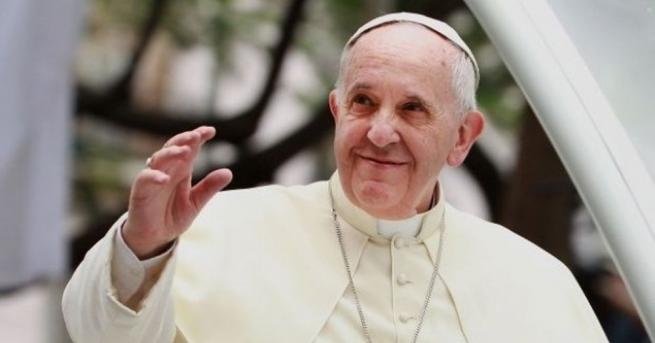 Папа Франциск призова хората, включително служителите на Църквата, да преоткрият