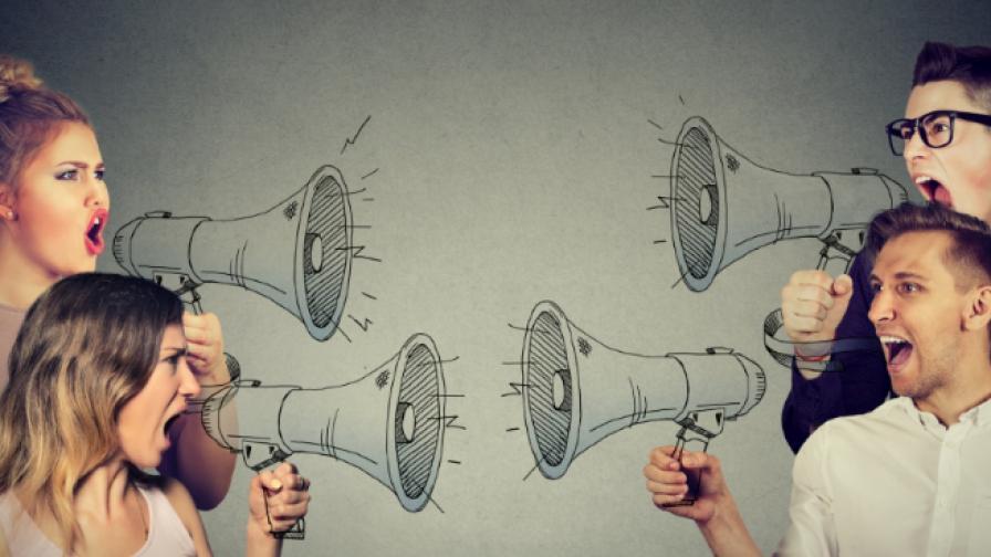 10 глупави неща, за които мъжете и жените спорят