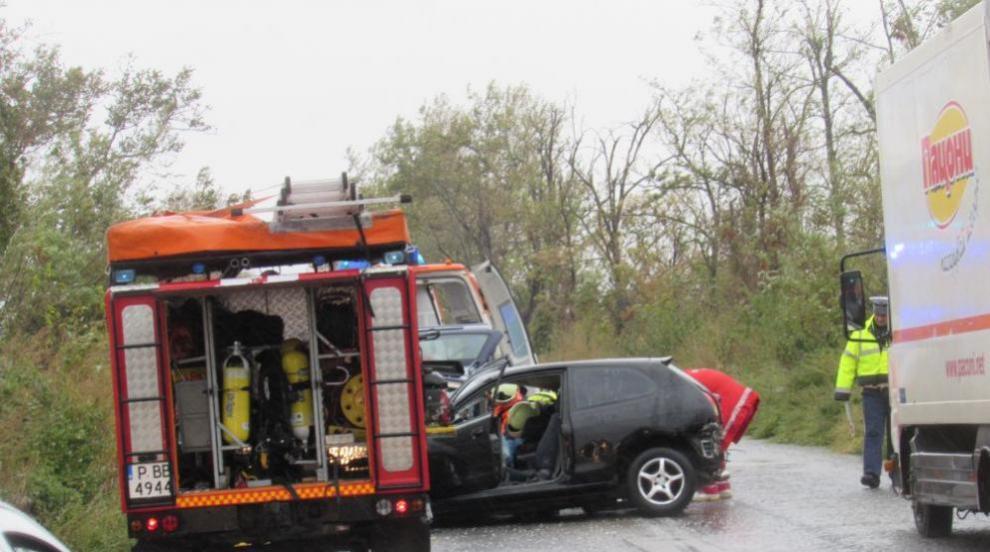 Пътна полиция преброи 126 смъртоносни отсечки по пътищата