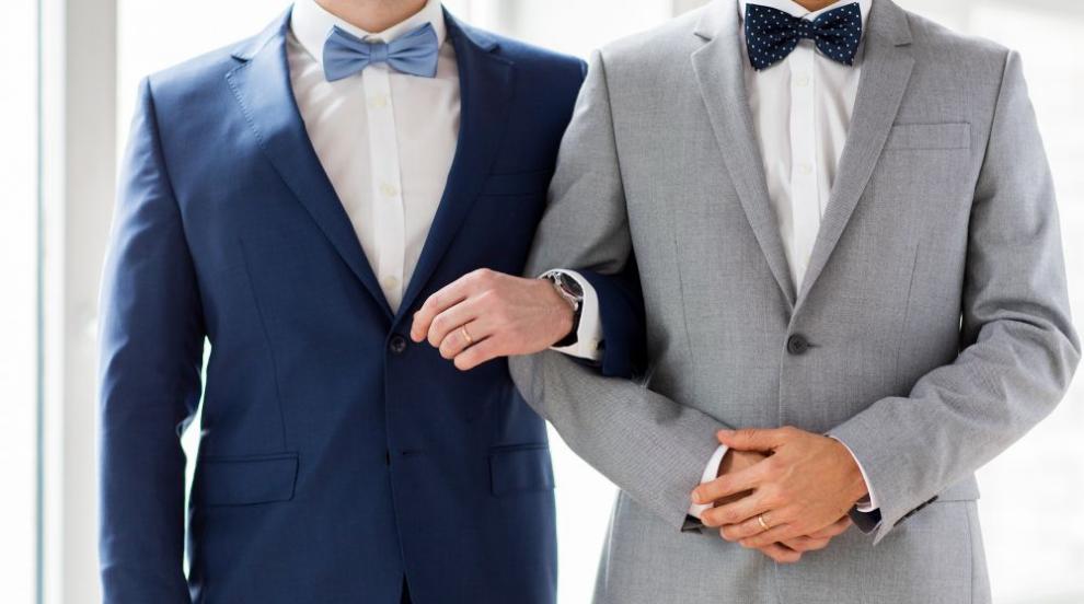 78% от българите не одобряват еднополовите бракове