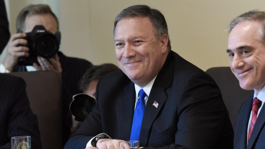 Шефът на ЦРУ: И Китай е заплаха като Русия