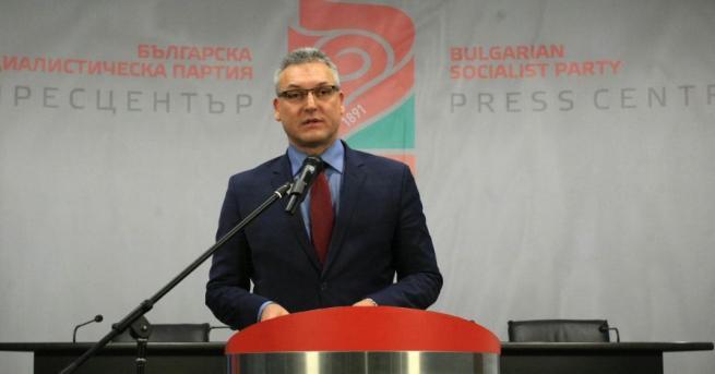 """""""БСП няма позиция нито за протестите, нито за процесите в"""