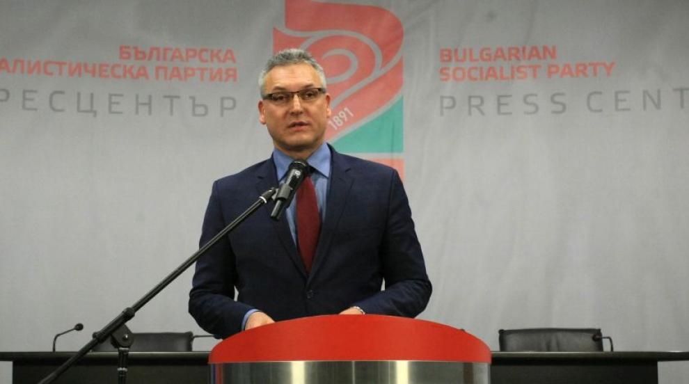 Жаблянов: БСП не избработи позиция нито за...