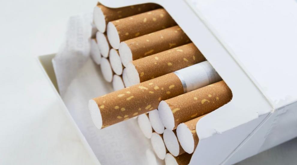 Цигарите се сдобиват с