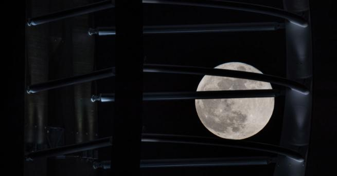Първото лунно затъмнение за 2019 г. ще може да се