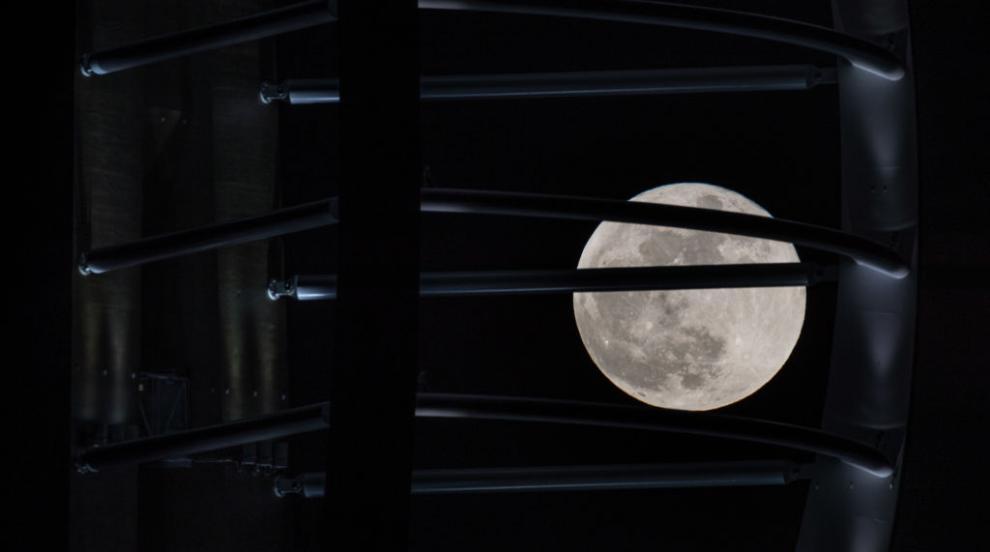 Ранобудни българи наблюдават първото лунно затъмнение за 2019 г.