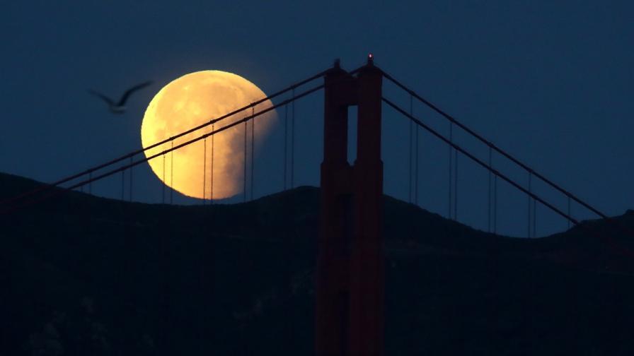 Как лунното затъмнение пречи на мъжете и на жените