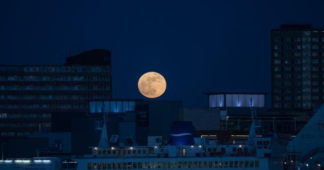 Любопитно Лунно затъмнение в стрелец на 5 юни – време