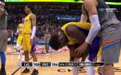 ЛА Лейкърс пречупи Оклахома в НБА