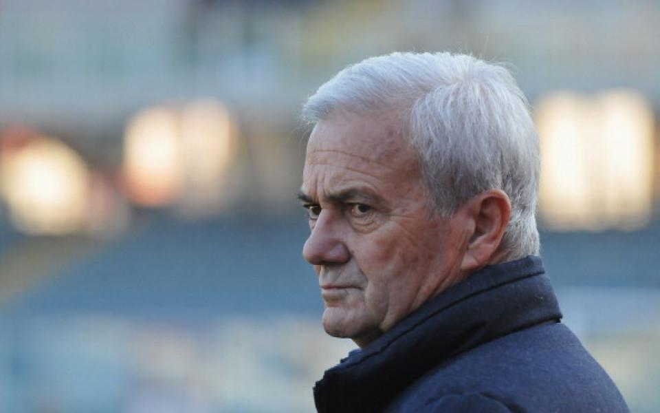 Бивш треньор на ЦСКА остава в крайно тежко състояние