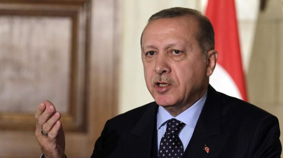 Ердоган ще забранява изневерите със закон