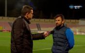 Панайотов: Няма какво да говорим, ще покажем на какво сме способни