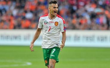 Костадинов, Славчев и Бодуров са отличниците от мача с Кипър
