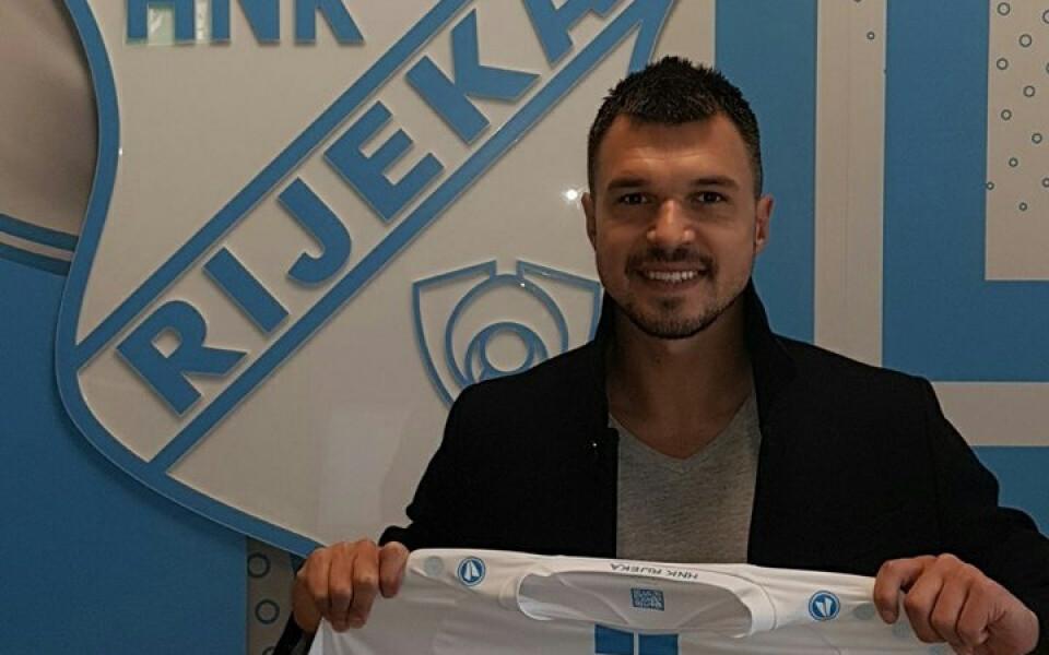 Вече е факт: Божинов подписа с Риека