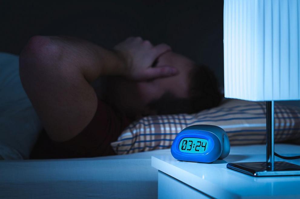 безсъние мъж