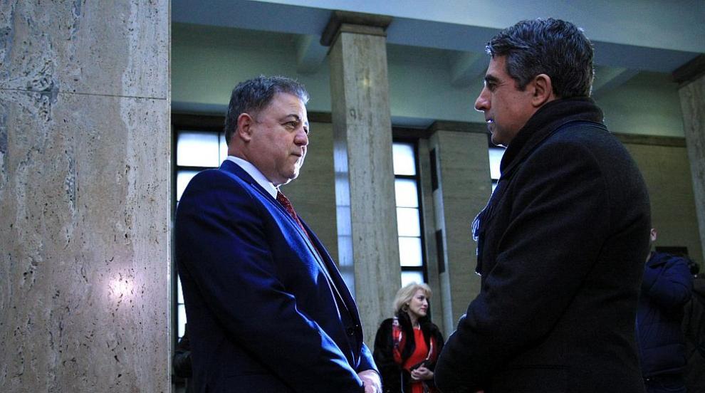 Плевнелиев се яви като свидетел по делото срещу Ненчев