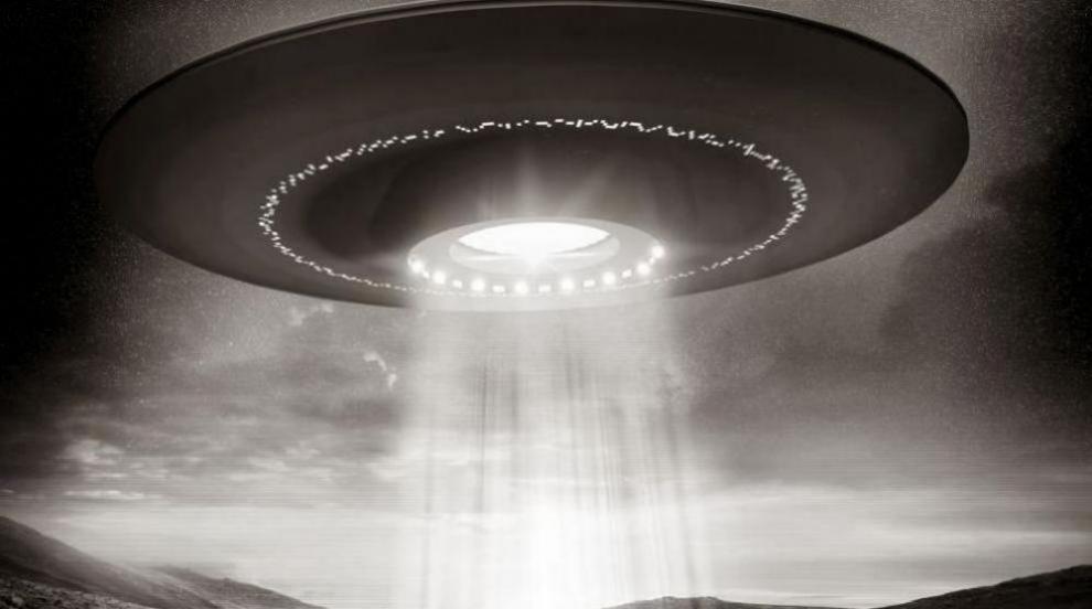 Микробиолог твърди, че е свидетел на НЛО във Франция (ВИДЕО)