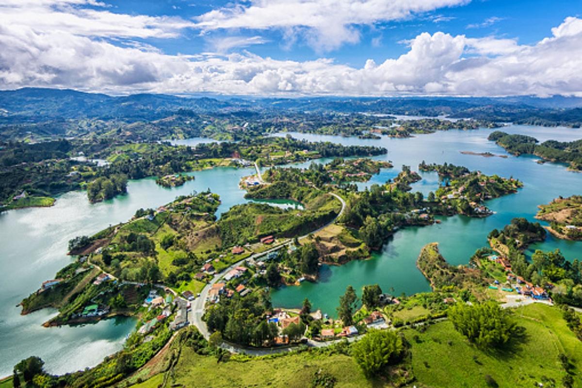 Колкото и да е красива гледката, Колумбия е сред водещите дестинации за секс туризъм.