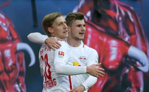 Емил Форсберг няма да играе за РБ Лайпциг до края на сезона