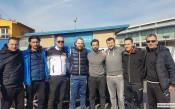 Треньор в Локо Пд трупа опит в Барселона, срещна се със светило