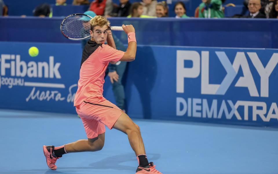 Адриан Андреев се класира на финал на Европейското