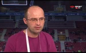 Треньорът на Алекс Донски: Той е най-добрият играч, с когото съм работил