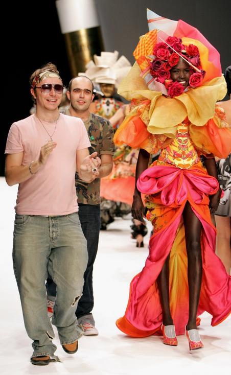 - Седмица на модата в Лондон - Пролет/Лято 2006 г.