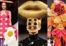 Най-странните визии от модния подиум