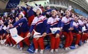 Севернокорейските красавици безпомощни и ново 0:8