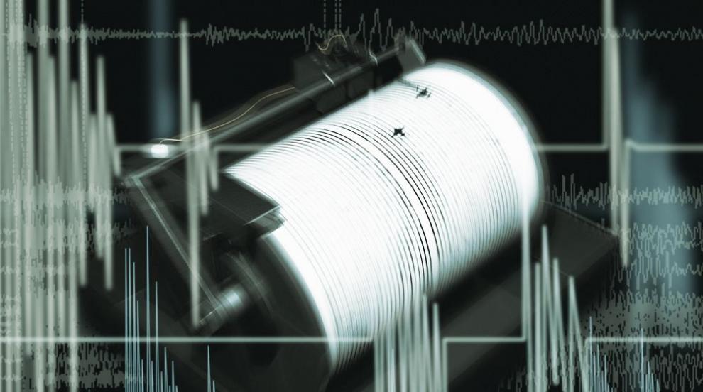 Земетресение разлюля Вранча