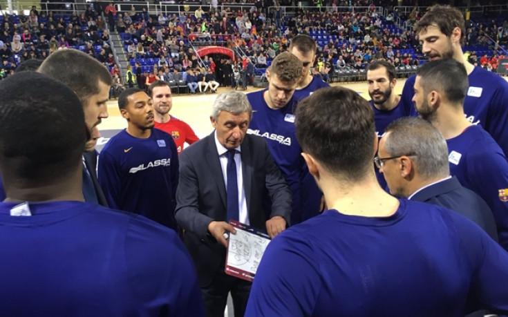 Барса с Везенков приключи в Евролигата с победа
