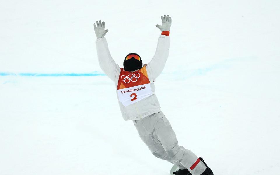 Най-успешният сноубордист за всички времена се пуска на летните игри