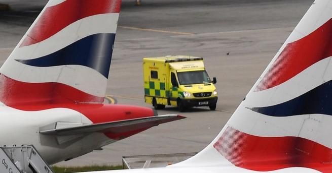 Мъж загина след сблъсък на две превозни средства на пистата