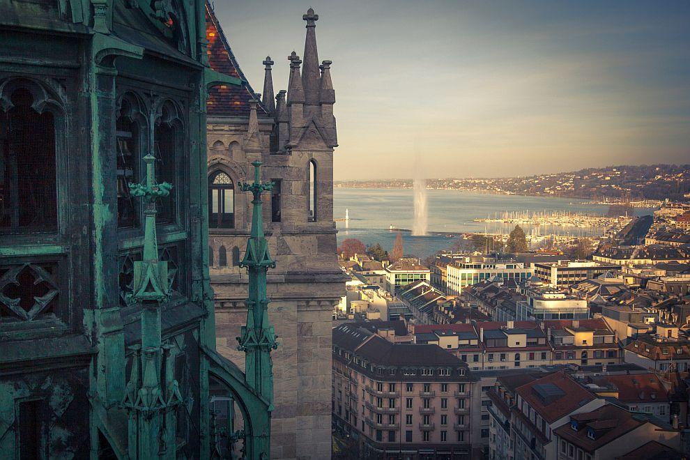 Женева е най-скъпият град за провеждане на срещи на влюбените на Свети Валентин, като само няколко часа, прекарани в швейцарския град,  струват 295 долара