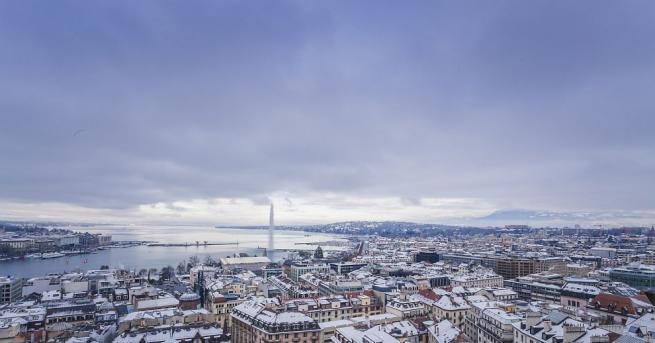 Женева е най-скъпият град за провеждане на срещи на влюбените