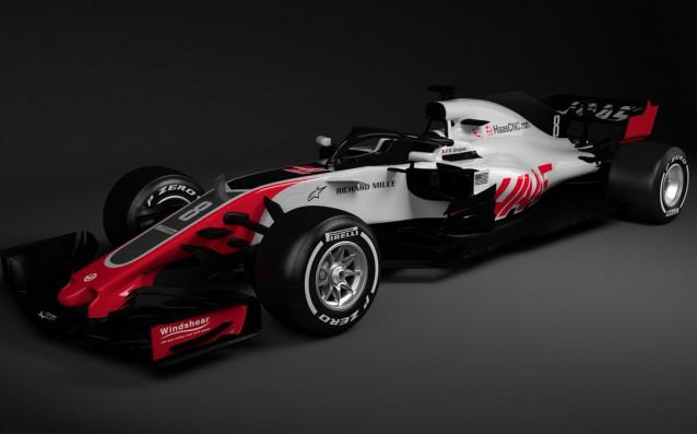 Отборът на Хаас стана първият от Формула, който официално представи