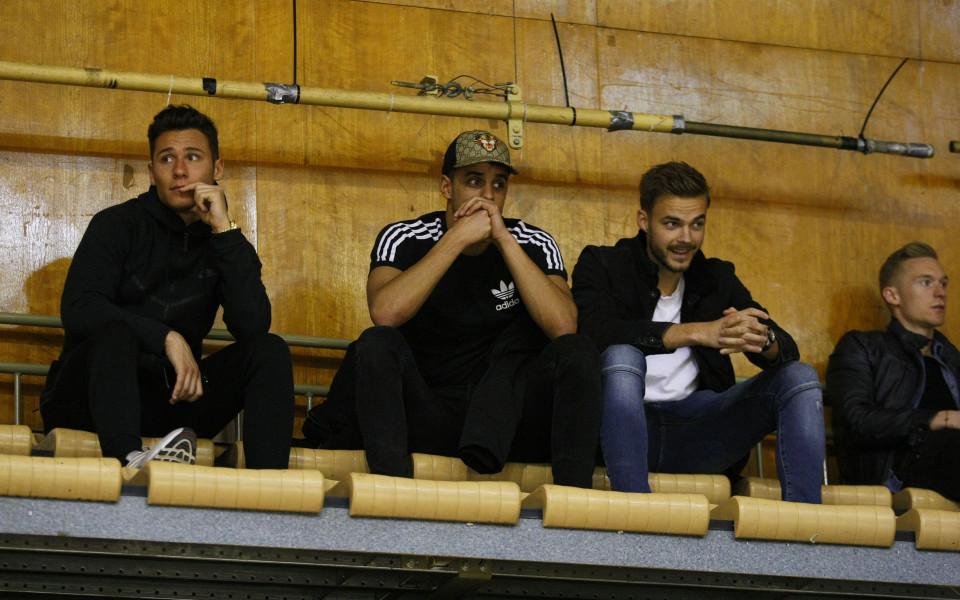 Футболният Левски и Наско Сираков викат за баскетболния тим на