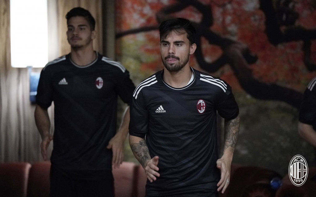Милан<strong> източник: twitter.com/AC Milan</strong>