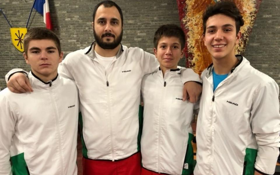 Юношите до 16 години стартират с Испания на финалите на Европейската зимна купа