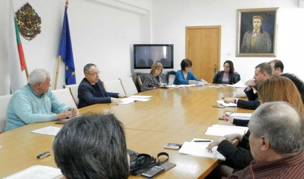 Provede Se Zasedanie Za Izrabotvane Na Oblastna Zdravna Karta Na