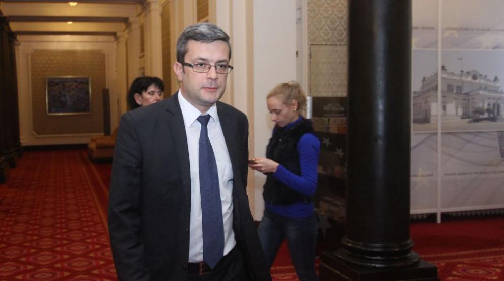 ГЕРБ и БСП влязоха в спор за исканата оставка на Валери Жаблянов