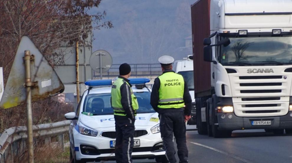 """""""Пътна полиция"""" започва акция за контрол на скоростта по пътищата"""