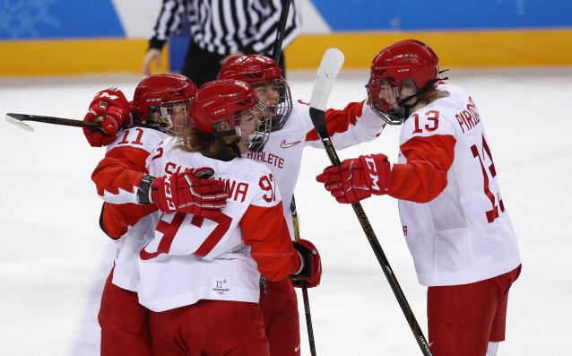 Хокейният отбор на Русия<strong> източник: Gulliver/Getty Images</strong>