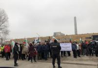 Затвориха Е-79 с искане за магистрала Видин-София